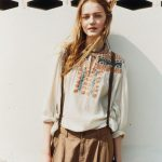 .: nothing like a fabulous peasant shirt :. hell yeah. my type of outfit |  Style inspiration | Style, Fashion, Boho