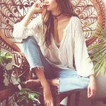 Peasant Tops - Boho-Chic Queen Style (1)