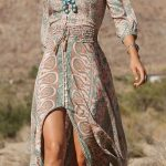 Boho Chic - Bohemian Style For Summer 2017 (27)