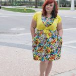 Bold Patterns For Plus Size Girls (6)