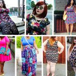 Bold Patterns For Plus Size Girls (1)