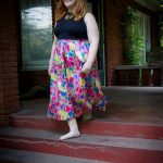 Bold Patterns For Plus Size Girls (4)