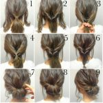 Easy, hope this works out quick morning hair! | • H A I R • | Hair styles,  Hair, Short hair styles