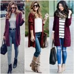 fall colors and how she can be fashionable and chic with just some  simple tricks. Enjoy the styling ideas and have a warm and comfortable fall  season.