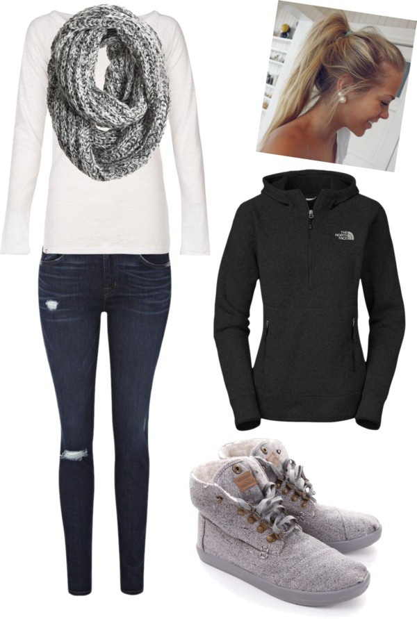Casual Country Weekends Outfits For Ladies