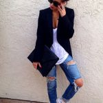 Chic and Easy Outfit Ideas - Street Style Fashion Trends (25)