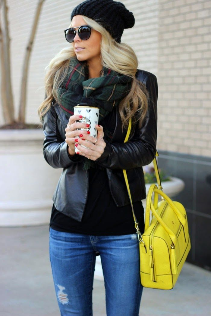Chic Fall Outfit Ideas To Inspire