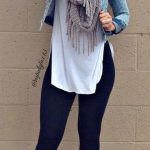Trendy fall outfit ideas to inspire yourself 26