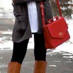 #winter #fashion / knit + boots Autumn Winter Fashion, Winter Fashion Women,