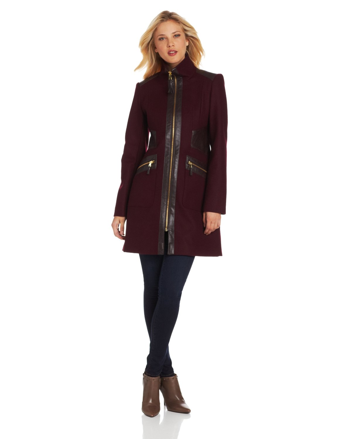 Color Coat Designs for Fall