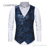 Mens Fancy Vests Mens Vest Tops Trendy Mens Vest Cool Vest For Guys Men  Designer Vests Green Vests Groom Vest From Changminhu, $29.14| Traveller Location