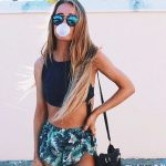 Cool Beach Outfits 2018 : Cute beach holiday outfit