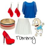 25 Cute Cartoons Inspired Outfits (I love the Tommy, Anastasia, and Snow  White ones) | Attire and such. | Outfits, Disney inspired outfits, Disney  outfits