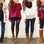 Cute Christmas Outfit Ideas