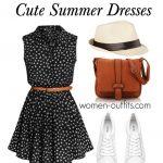 7 ways to wear cute summer dresses for women 3
