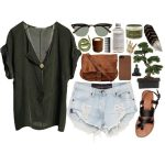Cute Summer Outfits That You Can Ride a Bike In (2)
