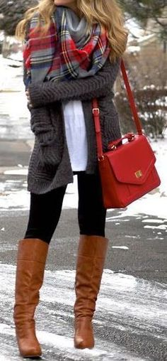 Cute Women's Outfits For Winter