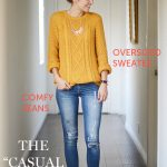 "1. The ""Casual Cool"" Outfit"