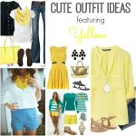 Yellow Outfit Ideas For Ladies (1)