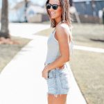 Summer Ways to Wear Cutoff Shorts 2019