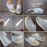 15 Awesome DIY Sneakers Designs and Tutorials