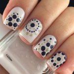 20 Cute Dotticure and Polka Dots Nail Arts Ideas | Hair and make up | Dot  nail art, Nail Art, Nails