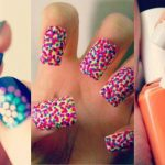 Polka dots nail art designs are easy to do, anyone can create cool and  unique designs without spending hours in salon every time. Here are cute,  quirky,