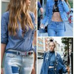 Double Denim Looks For Women To Try This Fall 2019