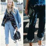 Simple Double Denim Looks For Women To Try This Fall