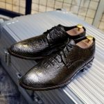 unique lace up wingtip men shoes luxury brand genuine leather ballerina  flats loafers elegant classic formal