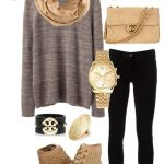 Unboring Fall and Winter Polyvore Ideas For Ladies (8)