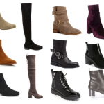 Fall boots for women