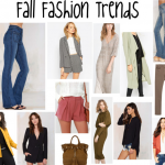 Fall Fashion Trends For 2015