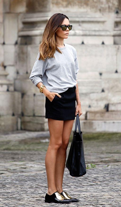 Fall Mini Skirts