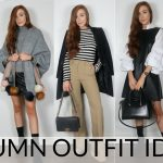 6 EASY AUTUMN OUTFIT IDEAS | FALL OUTFITS 2017