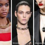Fall/ Winter 2018-2019 Jewelry Trends: Metal Chokers & Torcs