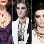 Fall/ Winter 2016-2017 Accessory, Jewelry Trends: Layering Jewelry