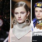 Fall/ Winter 2018-2019 Jewelry Trends: Circular Jewelry