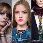 Fall/ Winter 2016-2017 Accessory, Jewelry Trends: Raw Stones