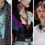 Fall/ Winter 2018-2019 Jewelry Trends: Chunky Chain Link Jewelry