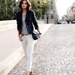 Parisian Chic Street Style - Dress Like A French Woman (5)