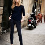 Parisian Chic Street Style - Dress Like A French Woman (2)