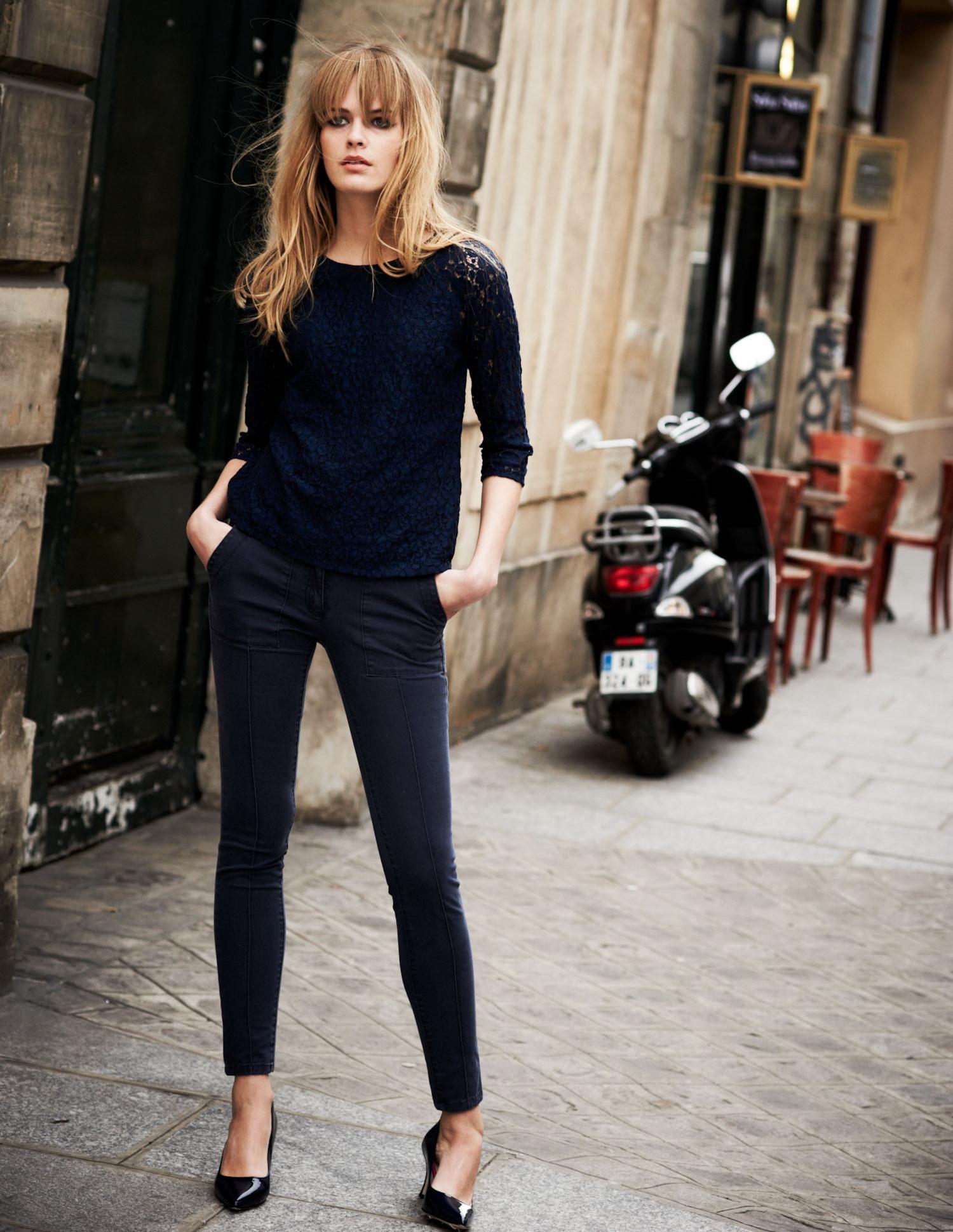 French Woman Fashion
