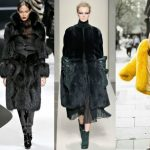 The most fashionable coats in this season /Fashion collection of fur coats  fall-winter 2018