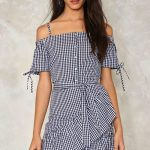 Square to Dance Gingham Dress