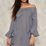Barrett Gingham Dress