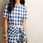 Dropwaist Gingham Dress / Traveller Location