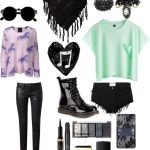 Grunge-Rock Winter Outfits For Women (4)