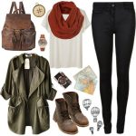 Grunge Rock Winter Outfits For Women