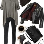 Grunge-Rock Winter Outfits For Women (3)